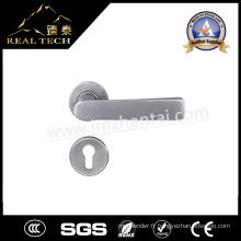Poignée de levier de porte en acier inoxydable en acier inoxydable