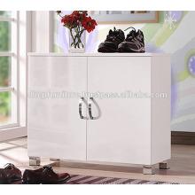 Armário de sapato, armário de sapato de madeira
