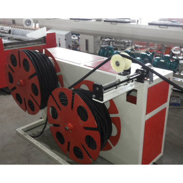 Factory Sell PVC Single Wall Corrugated Pipe Production Line