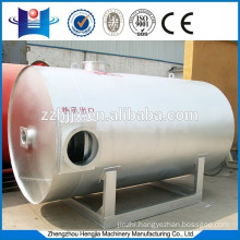 Indirect fuel gas stove connect with coal burner