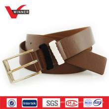 Homens Casual Jean PU Belts