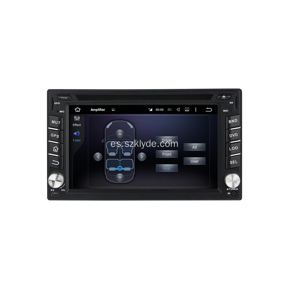 6.2 Inch In Dash Android Universal