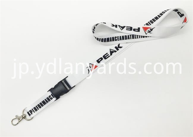 Dye Sublimation Lanyards