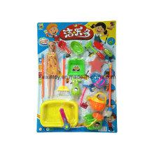 Забавный дизайн чистящие Пластиковые игрушки для детей комплект