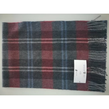 Brushed Scottish Cashmere Scarf Solid Color Cashmere Scarf