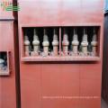 Collecteur de poussière céramique multi-barillet pour four à air chaud