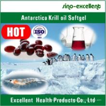 Huile de krill de l'Antarctique Softgel / Soft Capsule