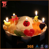 Factory birthday cup cake candles