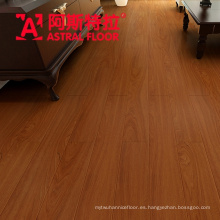 Rose Teak 12mm Silk Surface Suelo laminado para pisos HPL (AN1908)