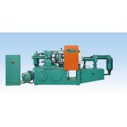 Die Maschine ist für die Massenproduktion von Gießerei waren aus NE-Metallen wie Aluminium, Zink und Kupfer in verschiedenen Branchen einschließlich Automob weit verbreitet.
