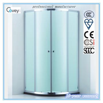 Shower Enclosure with Bi-Metal Quiet Pulley Wheel (A-CVC047-S)