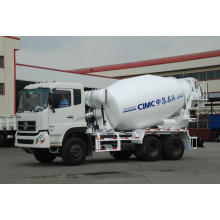 China for Mixer Cement Truck Concrete Mixer Tank Truck export to Turks and Caicos Islands Suppliers