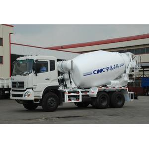 Concrete Mixer Truck for Construction