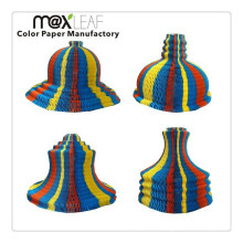 Art und Weisepapier Headwear für Sommer-Förderung-Geschenk