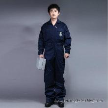 65% Polyester 35% Coton à Manches Longues Sécurité Vêtements Usagés (BLY1015)