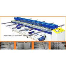 Dh1500 máquina de soldadura automática da folha de PE / PP / PVC / PPS Ppn / PVDF