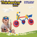 Niño plástico educativo personalizado en forma de juguete