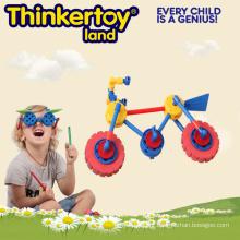 Brinquedo plástico feito sob medida da criança educacional