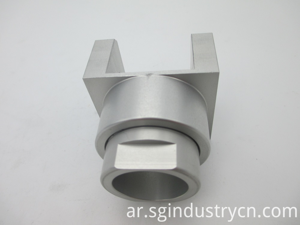 Aluminum CNC Milling Metal Parts