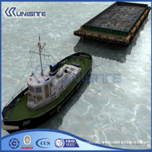 Barcaça automotriz de transporte de areia (USA3-002)