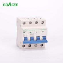 AC MCB 1P 2P 3P 4P 6A 16A 20A 40A 63A AC 230V 400V Electric Mini circuit breaker manufacture good quality