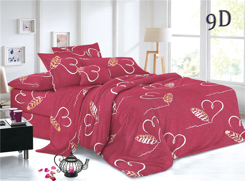 Custom Printed Polyester Cotton Sheets