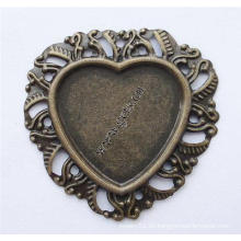 Gets.com hierro 18 k cabochon zafiro anillo