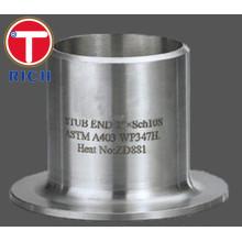 TORICH aço inoxidável Stub End ASME B16.9