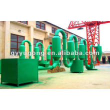 Secador de Serra para Máquina de Briquetes de Biomassa