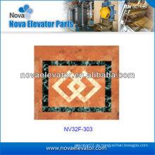 Aufzugsboden, Beifahrer Aufzug Stock, Aufzug Auto PVC Boden