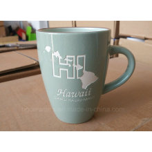 Laser Engraved Ceramic Mug