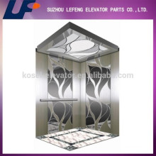 Lefeng Passenger Elevator Etching Cabin from China Supplier