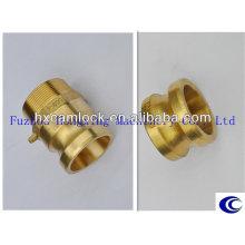 Acessórios de hardware Brass Camlock Coupling