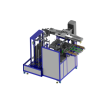 Manipulator 3 Axis  for plastic injection molding