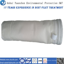 Акриловый мешок Пылевого фильтра для угольной электростанции с бесплатный образец