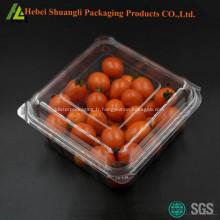 Boîte d'emballage blister en plastique fruits