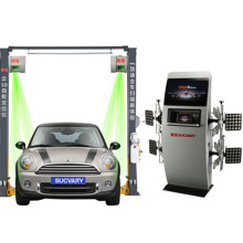 Bedste Performance Wheel Alignment Machine