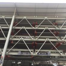 Structural Steel Frame construction 20x30 metal carport