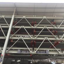 Estructura de acero estructural Construcción 20x30 cochera metálica