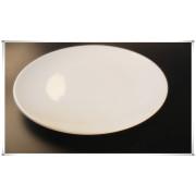 Hecho a mano de alto quanlity plana platos de las placas de cerámica