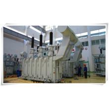 220kv China Transformador de potencia de distribución para la fuente de alimentación