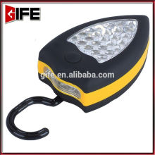 Useful Triangle Magnetic Work Lamp Super Bright 25+4 LED Work Light