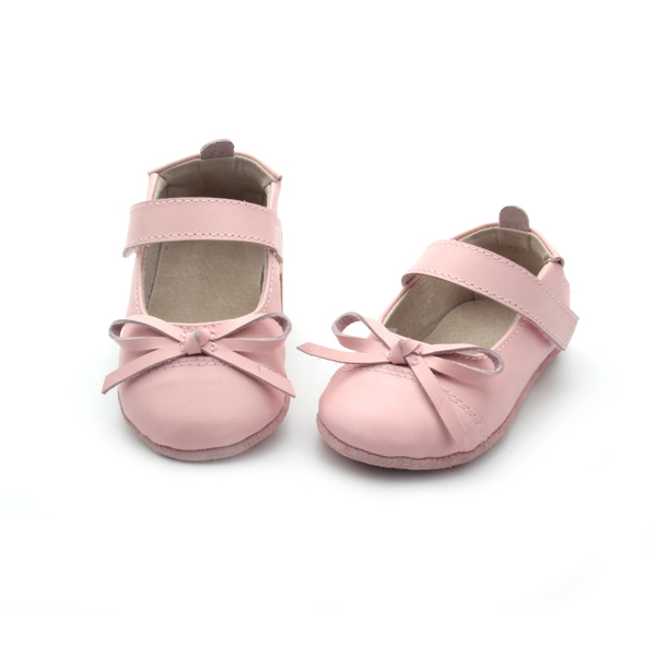 2016 New Styles Fashion Leather Baby Dress Shoes