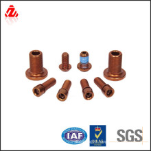 copper fasteners all kinds of nuts