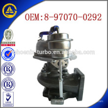 RHB5 8-97070-0292 VD180051-VIAH turbo for Isuzu 4JG2-T