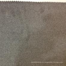 Tecido de Spandex suedette de cor sólida