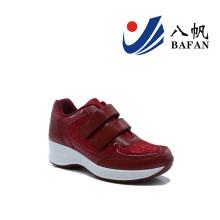 Chaussures de course à pied plat mode féminine (BFJ4202)