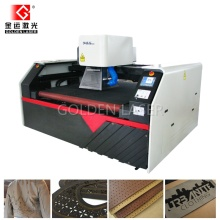 Auto Feeding Leather Laser Cutting and Marking Machine