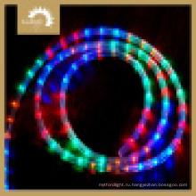 Светодиодный рождественский свет растет освещение смешанного цвета