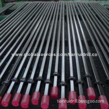 Drill rod for hydraulic drill rig